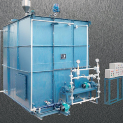 AUTO FLOCCULANT DOSING SYSTEMS